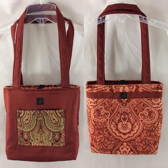 1154 Lill Studio Handbags - 1154 LILL STUDIO Custom Made Small Tote Bag